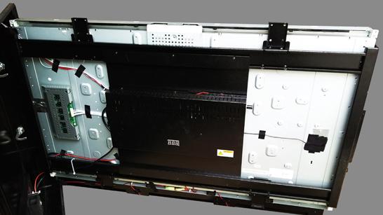 KPT-50-15 ディスプレイ背面